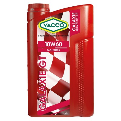 Huile Moteur Yacco Galaxie GT 10w60