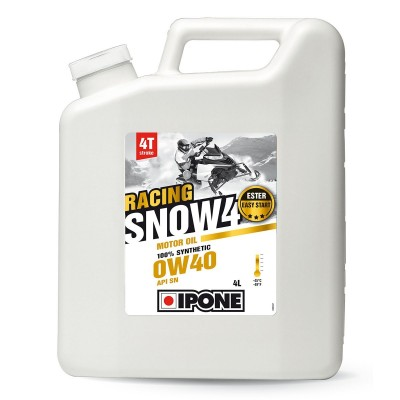 Huile Moteur Ipone Snow Racing 4T 0W40