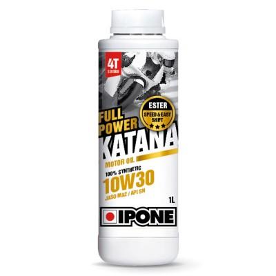 Huile Moteur Ipone Full Power Katana 10W30