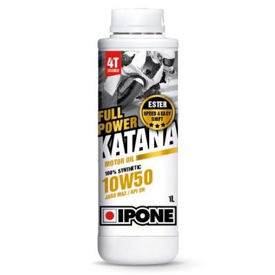 Huile Moteur Ipone Full Power Katana 10W50