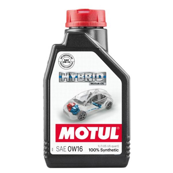 Huile Moteur Motul Hybrid 0W16