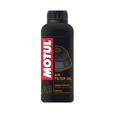 Lubrifiant entretien filtres à air Motul A3 Air Filter Oil