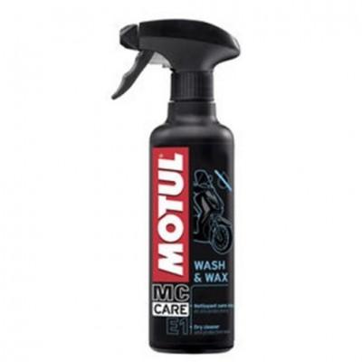 Nettoyant Motul E1 Wash & Wax
