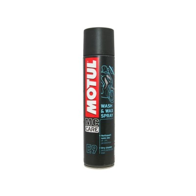 Nettoyant Motul E9 Wash & Wax Spray