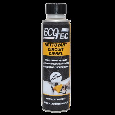 Additif EcoTec Nettoyant Circuit Diesel