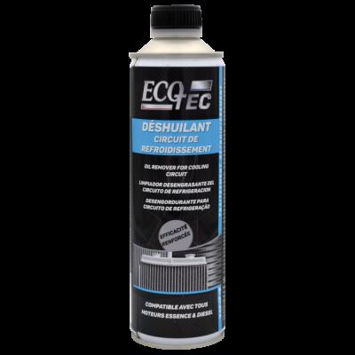 Additif EcoTec Déshuilant Circuit de Refroidissement