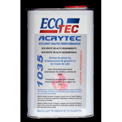 Additif EcoTec Acrytec