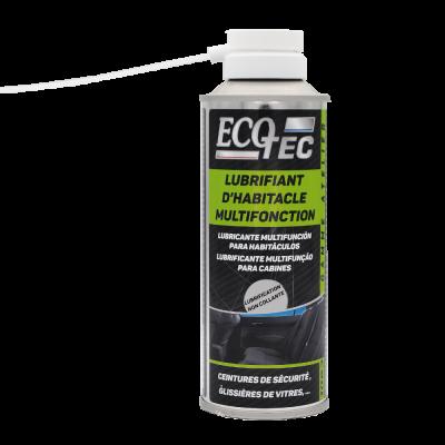 EcoTec Lubrifiant Habitacle Multifonction