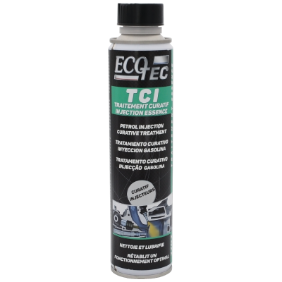 Additif EcoTec TCI Traitement Curatif Injection Essence