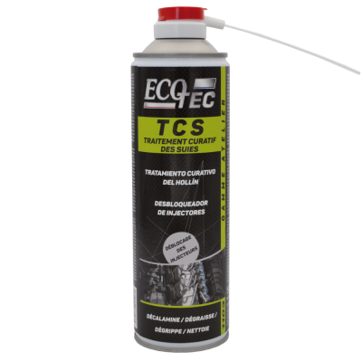 Additif EcoTec TCS Traitement Curatif des Suies