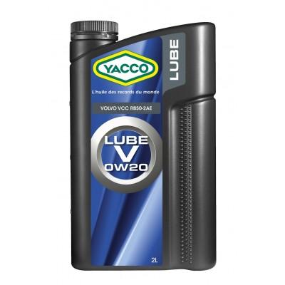 Huile Moteur Yacco Lube V 0W20