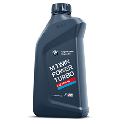 Huile Moteur BMW M-Twin Power Turbo 10W60