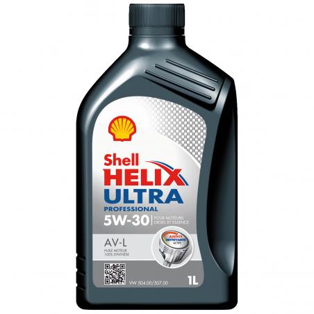 Huile Moteur Shell Helix Ultra Professional AV-L 5W30