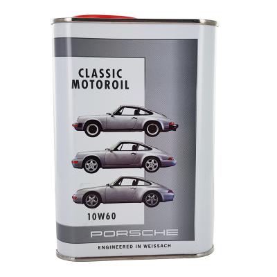 Huile Moteur Porsche Classic Motoroil 10W60