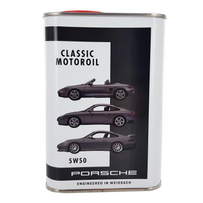 Huile Moteur Porsche Classic Motoroil 5W50