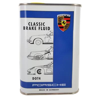 Liquide de Frein Porsche Classic Brake Fluid DOT 4