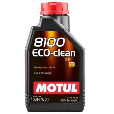 Huile Moteur Motul 8100 Eco-clean C5 0W20