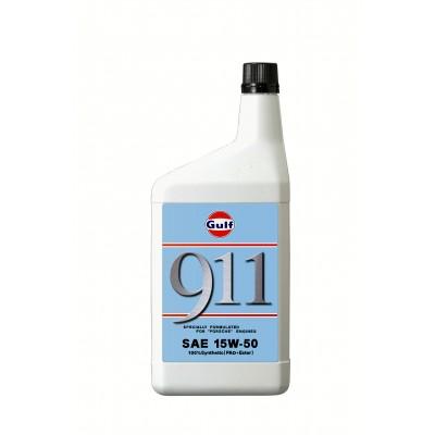 Huile Moteur Gulf 911 15W50