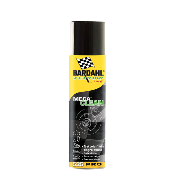 Méca clean aérosols Bardahl - 600ml