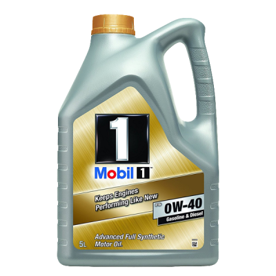 Huile moteur Mobil 1 New Life 0W40