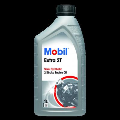 Huile moteur Mobil Extra 2T