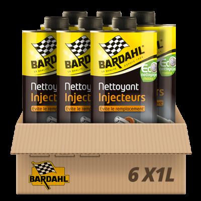 Pack 6 Nettoyants Injecteurs Diesel Bardahl