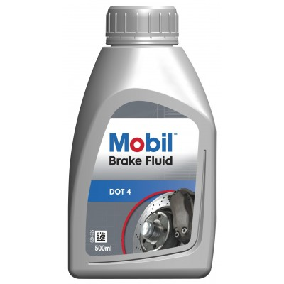 Mobil Brake Fluid DOT 4