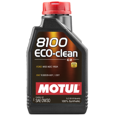 Motul 8100 ECO-CLEAN C2 0W30