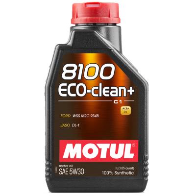 Huile moteur Motul 8100 ECO-CLEAN + 5W30