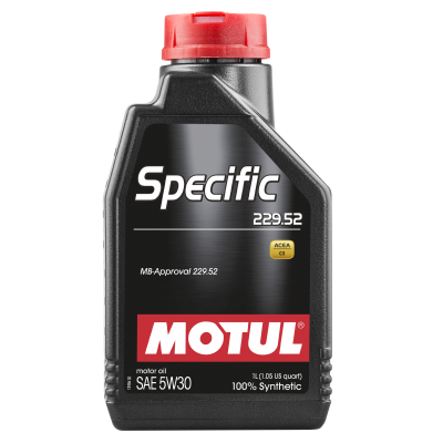 Huile moteur Motul Specific 229.52 5W30