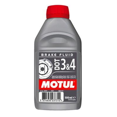 Liquide de Frein Motul DOT 3&4