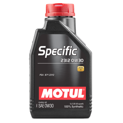 Huile Moteur Motul Specific 2312 0W30