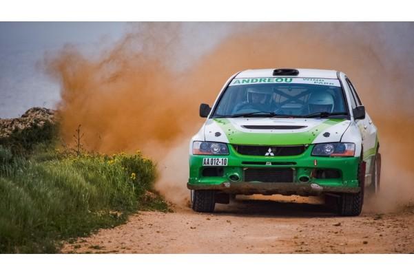 Rallye Lyon-Charbonnières édition 2018