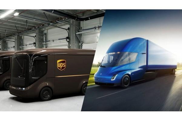 Tesla lance ses camions pour un transport futuriste