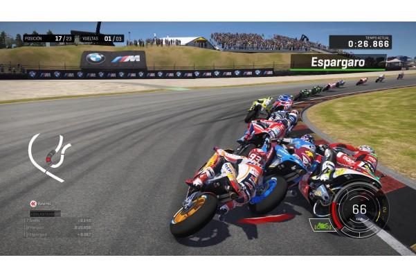Sortie de Moto GP 18